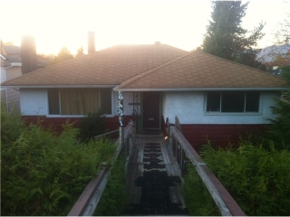 Main Photo: 6421 BURNS Street in Burnaby: Upper Deer Lake House for sale (Burnaby South)  : MLS(r) # V980094