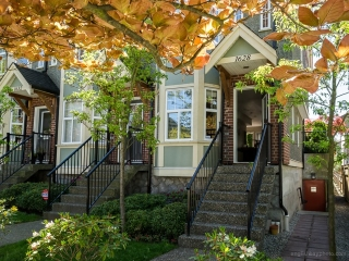 Main Photo: 1628 E GEORGIA Street in Vancouver: Hastings Townhouse for sale (Vancouver East)  : MLS(r) # V1008282