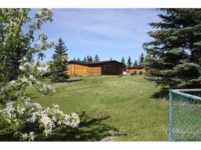 Main Photo: 338231 38 Street W in OKOTOKS: Rural Foothills M.D. Residential Detached Single Family for sale : MLS® # C3572307