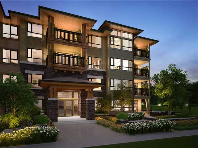 Main Photo: 502 3156 DAYANEE SPRINGS Boulevard in Coquitlam: Westwood Plateau Condo  : MLS® # V934351