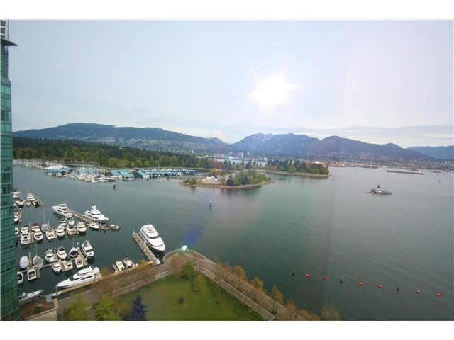 Main Photo: 2302 1281 cordova Street in Vancouver: Condo for sale : MLS® # v1005195