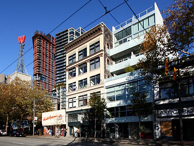 Main Photo: # 310 53 W HASTINGS ST in Vancouver: Downtown VW Condo for sale (Vancouver West)  : MLS® # V1094323