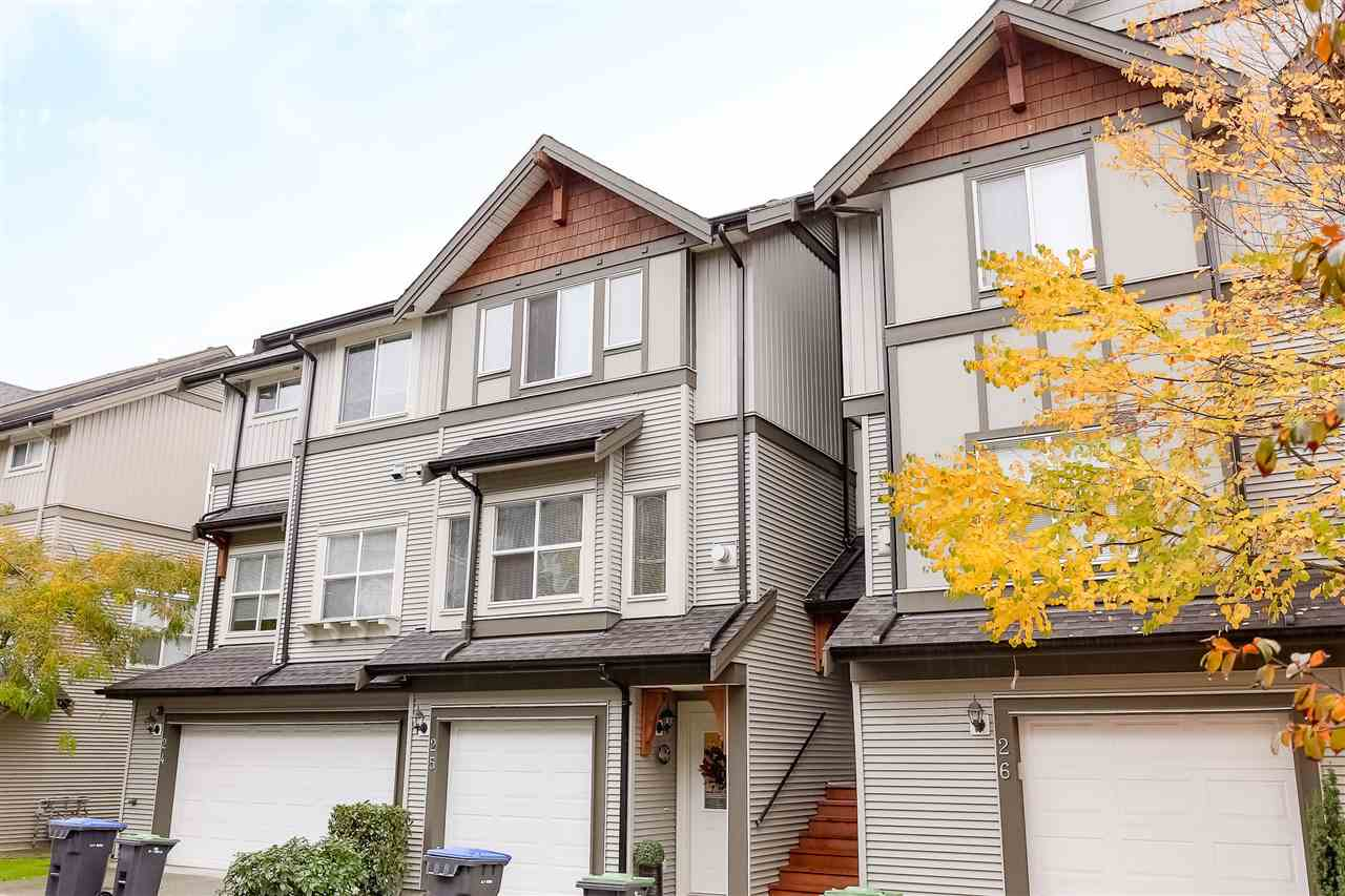 Main Photo: 25 1055 RIVERWOOD GATE in PORT COQ: Riverwood Townhouse for sale (Port Coquitlam)  : MLS® # R2008388