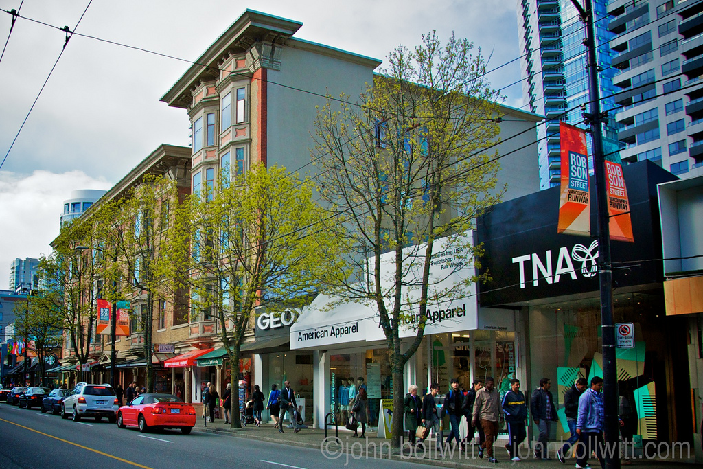 Main Photo: ~ ARGAN BISTRO ~ in : Jervis @ Robson St. Home for sale (Vancouver West)  : MLS® # C8002290