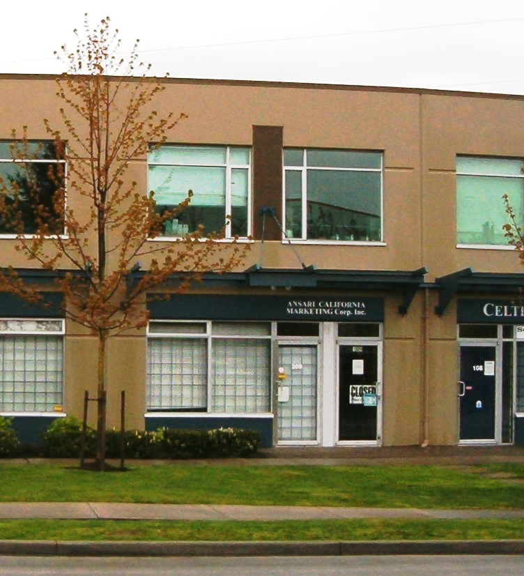 Main Photo: # 211 - 3989 Henning Drive in Burnaby: Central BN Office for lease (Burnaby North)