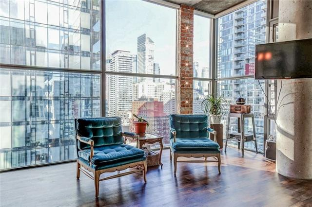 Photo 4: 25 Oxley St Unit #1205 in Toronto: Waterfront Communities C1 Condo for sale (Toronto C01)  : MLS(r) # C3574542