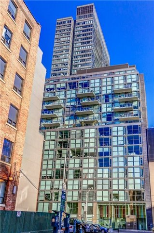 Main Photo: 25 Oxley St Unit #1205 in Toronto: Waterfront Communities C1 Condo for sale (Toronto C01)  : MLS(r) # C3574542