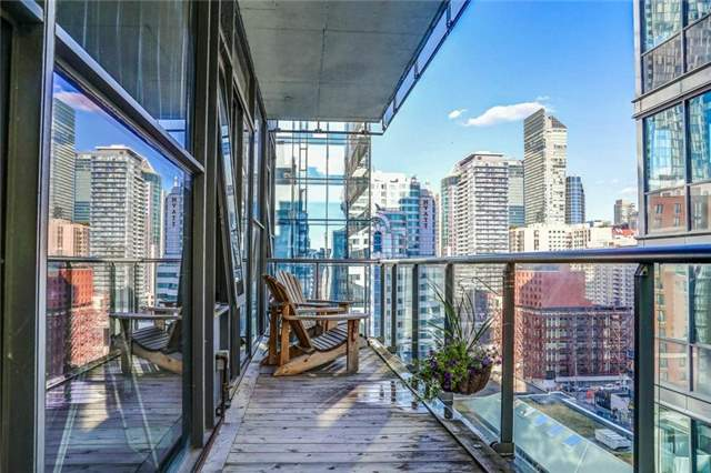 Photo 10: 25 Oxley St Unit #1205 in Toronto: Waterfront Communities C1 Condo for sale (Toronto C01)  : MLS(r) # C3574542