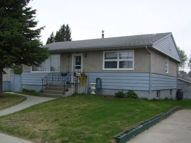 Main Photo: 4735 52 Avenue in Whitecourt: House for sale : MLS® # 41443