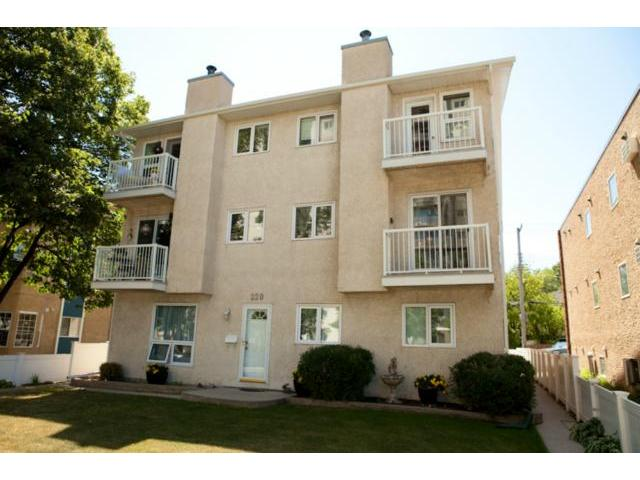 Main Photo: 220 Goulet Street in WINNIPEG: St Boniface Condominium for sale (South East Winnipeg)  : MLS(r) # 1215397