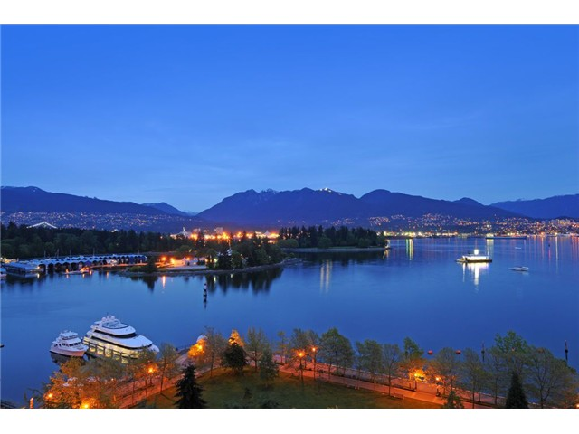 Photo 15: # 1304 1281 W CORDOVA ST in Vancouver: Coal Harbour Condo for sale (Vancouver West)  : MLS® # V1064989