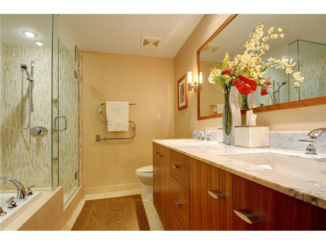 Photo 11: # 1304 1281 W CORDOVA ST in Vancouver: Coal Harbour Condo for sale (Vancouver West)  : MLS(r) # V1064989