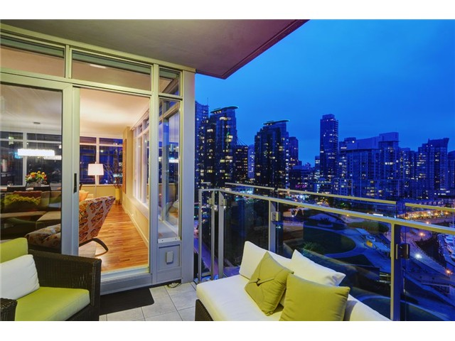 Photo 14: # 1304 1281 W CORDOVA ST in Vancouver: Coal Harbour Condo for sale (Vancouver West)  : MLS® # V1064989