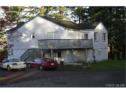 Main Photo: 18 Highbank Road in VICTORIA: VR Six Mile Single Family Detached for sale (View Royal)  : MLS(r) # 160260