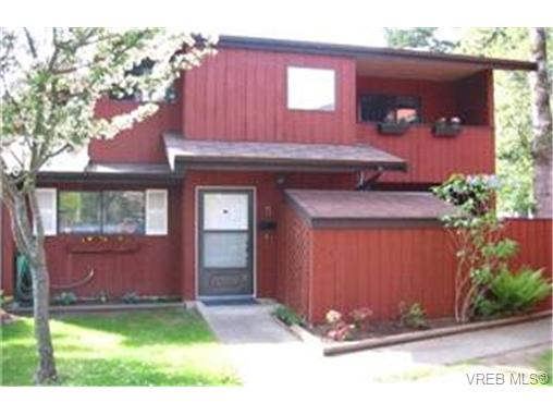 Main Photo: 5 2771 Spencer Road in VICTORIA: La Langford Proper Townhouse for sale (Langford)  : MLS® # 200509