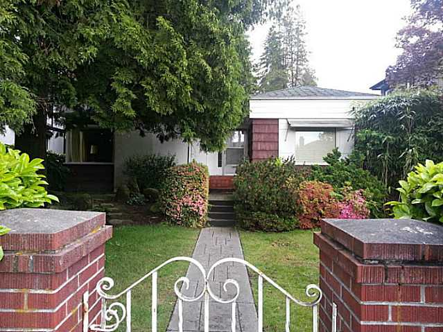 Main Photo: 6930 GRANVILLE ST in Vancouver: South Granville House for sale (Vancouver West)  : MLS® # V1069526