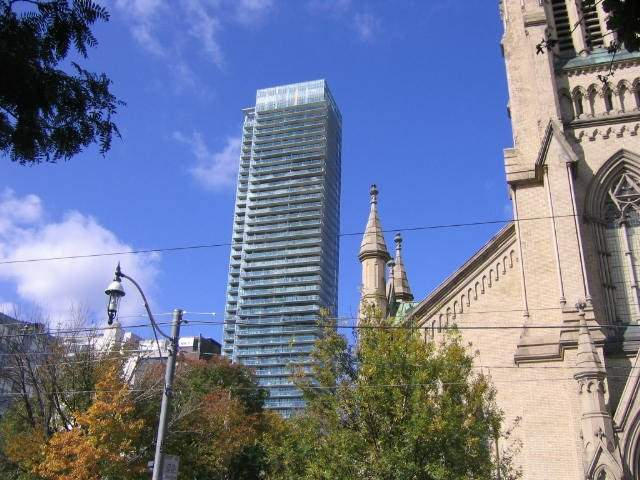 Main Photo: 33 Lombard St Unit #3802 in Toronto: Church-Yonge Corridor Condo for sale (Toronto C08)  : MLS(r) # C3395677
