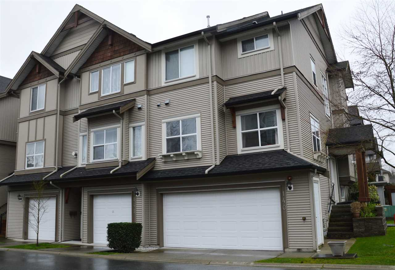 Main Photo: 141 1055 RIVERWOOD GATE in Port Coquitlam: Riverwood Townhouse for sale : MLS® # R2041222