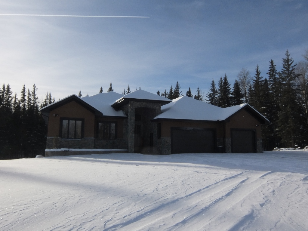 Main Photo: 8 Tower Road in Whitecourt: Country Residential for sale (Whitecourt Rural)  : MLS® # 42226