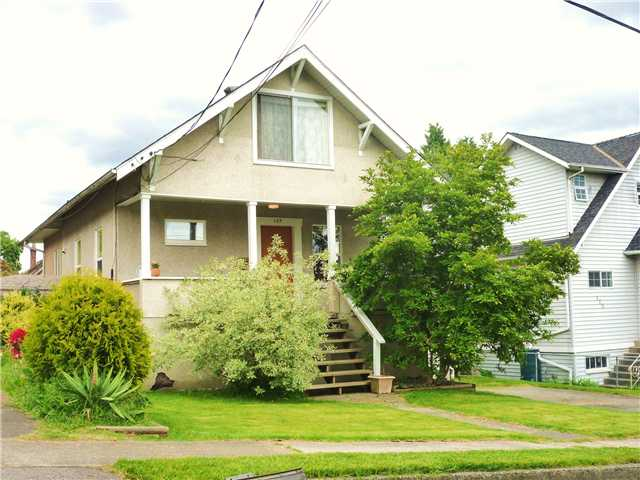 Main Photo: 127 DEBECK ST in : Sapperton House for sale : MLS®# V894793