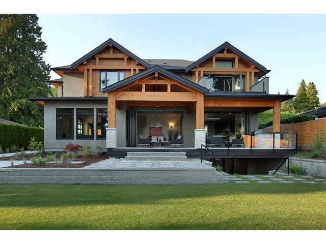 Main Photo: Custom Built Home For Sale in Ambelside
