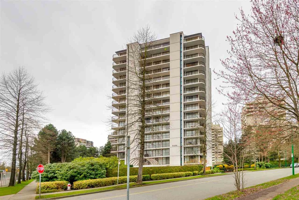 Main Photo: 906 6455 WILLINGDON AVENUE in Burnaby: Metrotown Condo for sale (Burnaby South)  : MLS®# R2046232