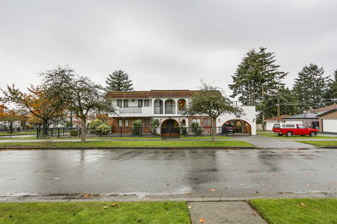 Main Photo: 3767 PENTICTON STREET in Vancouver: Renfrew Heights House for sale (Vancouver East)  : MLS®# R2135894