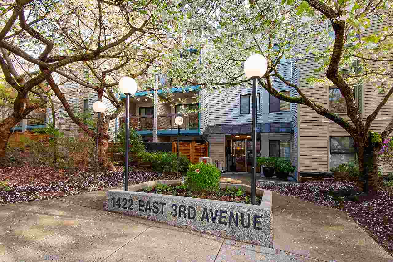 FEATURED LISTING: 317 - 1422 3RD Avenue East Vancouver