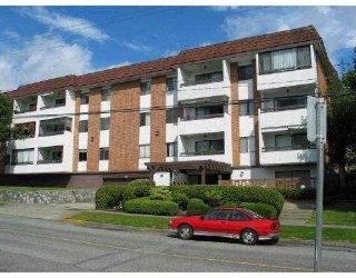 Main Photo: 203 515 11TH ST in New Westminster: Uptown NW Condo for sale : MLS® # V566312