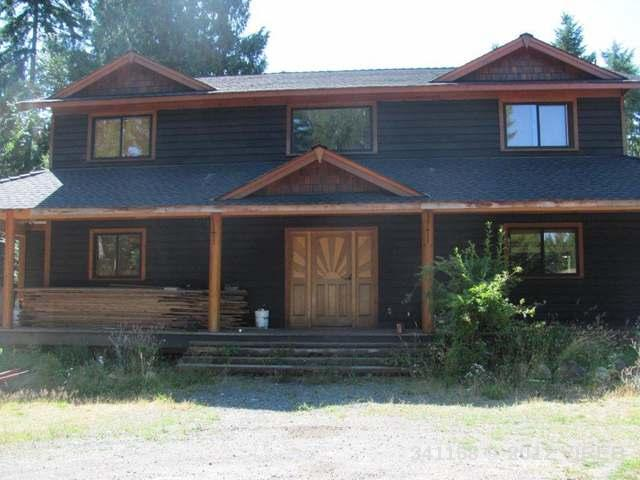 Main Photo: 1212 DOBSON ROAD in ERRINGTON: Z5 Area F House for sale (Zone 5 - Parksville/Qualicum)  : MLS® # 341158