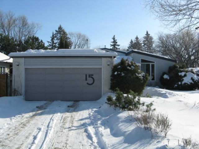 Main Photo: 15 Oakdale Drive in WINNIPEG: Charleswood Residential for sale (South Winnipeg)  : MLS®# 1302908