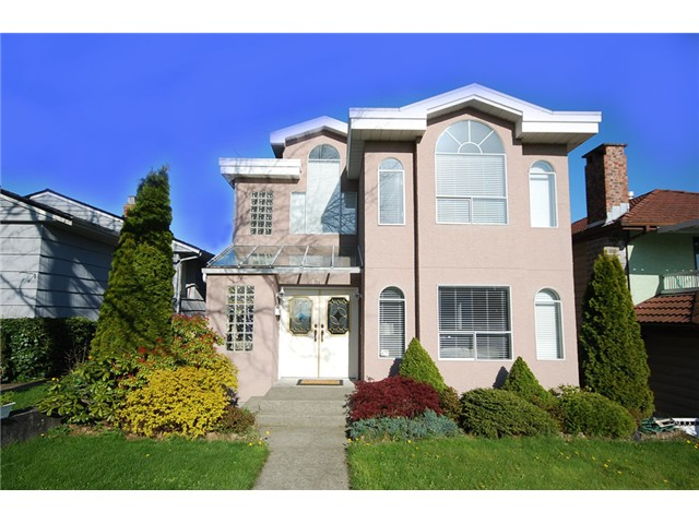Main Photo: 126 HOWARD Avenue in Burnaby: Capitol Hill BN House for sale (Burnaby North)  : MLS® # V1003137