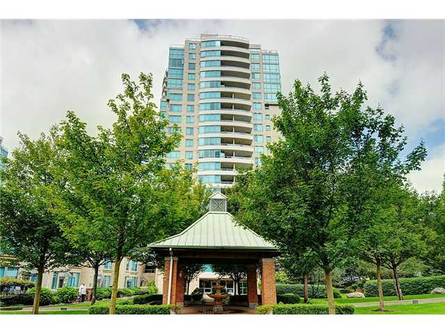 "Main Photo: 901 6611 SOUTHOAKS Crescent in Burnaby: Highgate Condo for sale in ""GEMINI I"" (Burnaby South)  : MLS® # V1015892"
