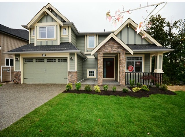"Main Photo: 2268 MERLOT Boulevard in Abbotsford: Aberdeen House for sale in ""Pepin Brook Vineyard Estates"" : MLS®# F1316305"