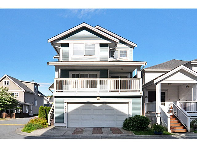 Main Photo: # 333 3000 RIVERBEND DR in Coquitlam: Coquitlam East House for sale : MLS®# V1069681