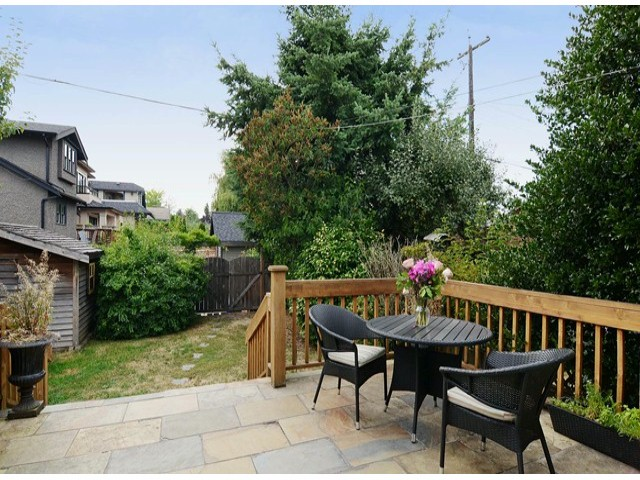 Photo 19: 3667 DUNBAR Street in Vancouver: Dunbar House for sale (Vancouver West)  : MLS® # V1080025