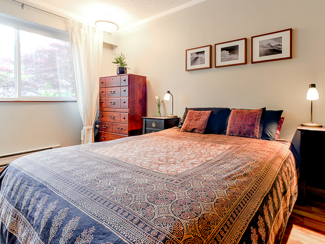 Photo 11: 207 3353 Heather Street in Vancouver: Cambie Condo for sale (Vancouver West)  : MLS(r) # V1060929