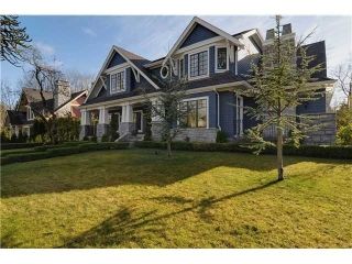 Main Photo: 1438 Devonshire Crescent in Vancouver: Shaughnessy House for sale (Vancouver West)  : MLS® # V929786