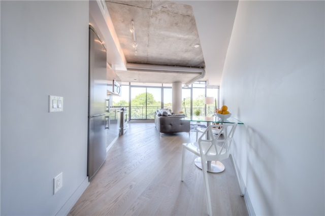Photo 7: 319 Carlaw Ave Unit #415 in Toronto: South Riverdale Condo for sale (Toronto E01)  : MLS(r) # E3556672