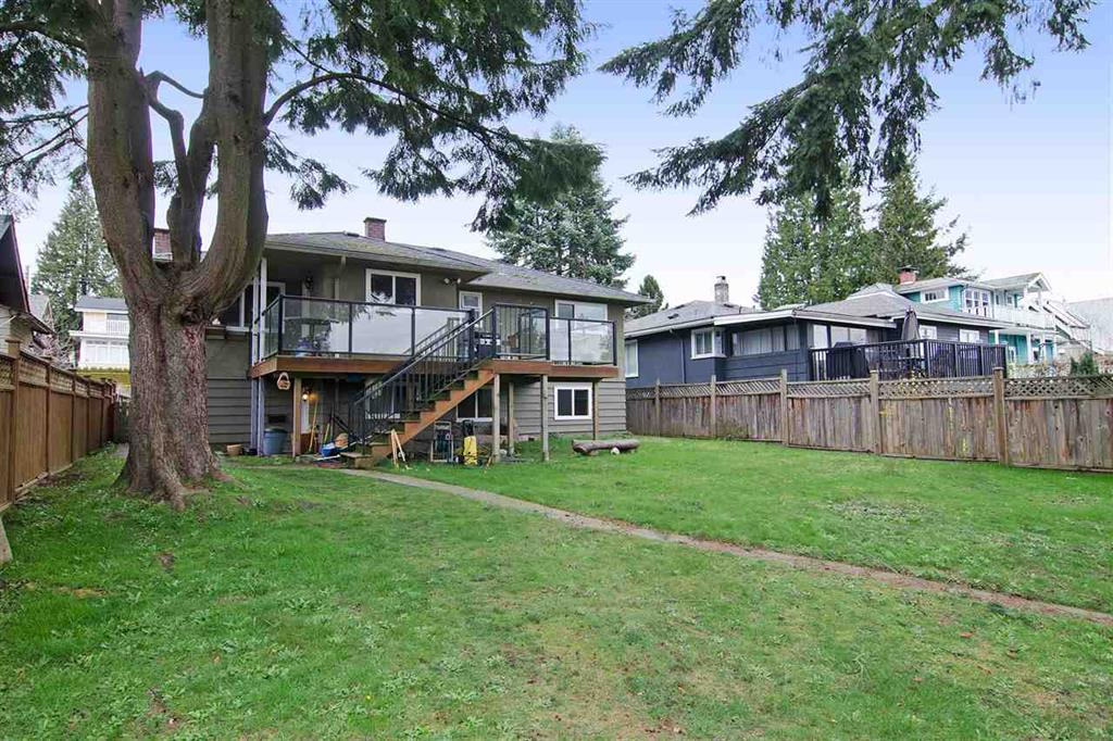 Main Photo: 451 E. Keith Road in North Vancouver: Lower Lonsdale House for sale : MLS® # R2046534