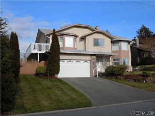 Main Photo: 790 Sunridge Valley Drive in VICTORIA: Co Sun Ridge Single Family Detached for sale (Colwood)  : MLS(r) # 288736