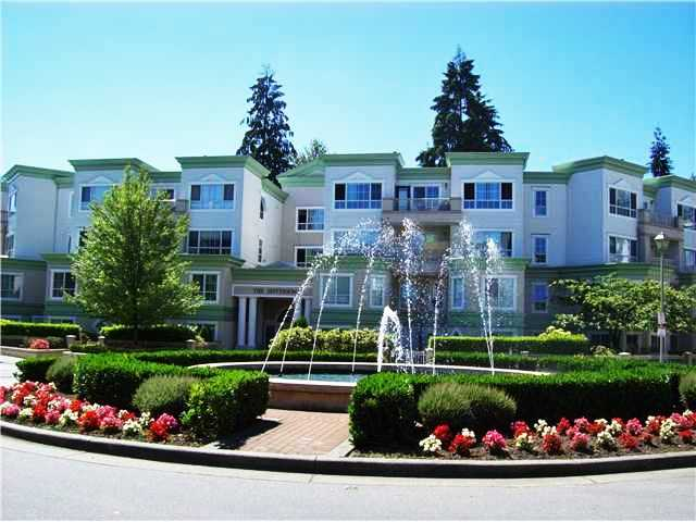 "Main Photo: 317 2960 PRINCESS Crescent in Coquitlam: Canyon Springs Condo for sale in ""THE JEFFERSON"" : MLS®# V1004467"