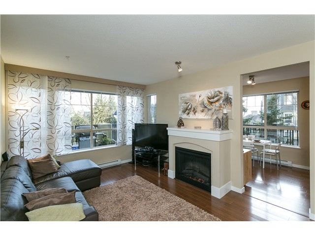 Photo 3: # 114 2969 WHISPER WY in Coquitlam: Westwood Plateau Condo for sale : MLS® # V1037078