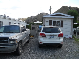 Main Photo: B17 7155 Dallas Drive in Kamloops: Dallas Manufactured Home for sale : MLS®# 137129