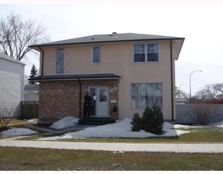 Main Photo: 308 MCADAM AVE.: Residential for sale (West Kildonan)  : MLS® # 2803613