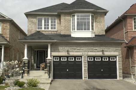Main Photo: 3347 Ruth Fertel Drive in Mississauga: Churchill Meadows House (2-Storey) for sale : MLS®# W2336850