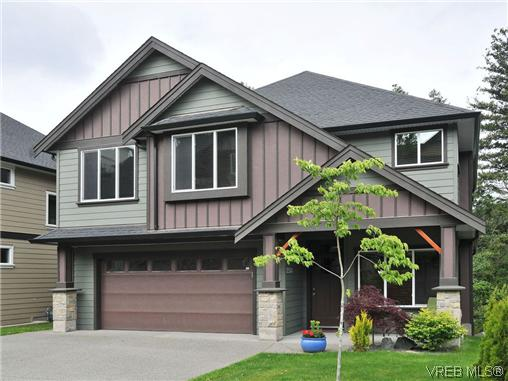 Main Photo: 2518 Martin Ridge in VICTORIA: La Florence Lake Single Family Detached for sale (Langford)  : MLS® # 310834