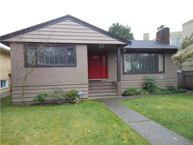 Main Photo: 2036 W 60TH Avenue in Vancouver: S.W. Marine House for sale (Vancouver West)  : MLS(r) # V988274