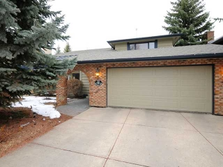Main Photo: 352 OAKFERN Crescent SW in CALGARY: Oakridge Estates House for sale (Calgary)  : MLS(r) # C3562622