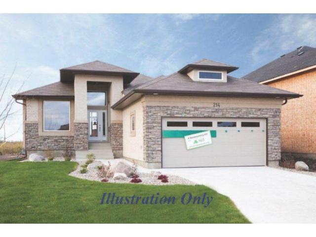 Main Photo: 153 Shady Shores Drive in WINNIPEG: Transcona Residential for sale (North East Winnipeg)  : MLS®# 1311591